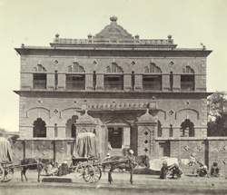 Ishwari Memorial Hospital [for Women, Benares].